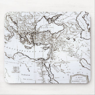 Map of the Eastern Part of the Roman Empire Mouse Mat