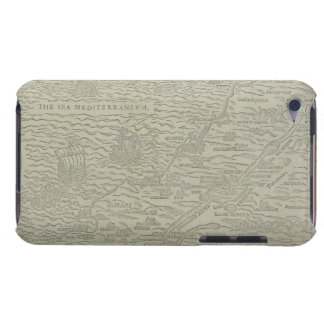 Map of the Holy Land Barely There iPod Case