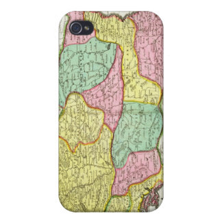 Map of the Kingdom of Hungary and the States which iPhone 4/4S Covers