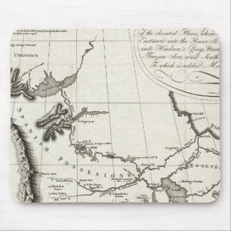 Map of the Missouri Mouse Mat