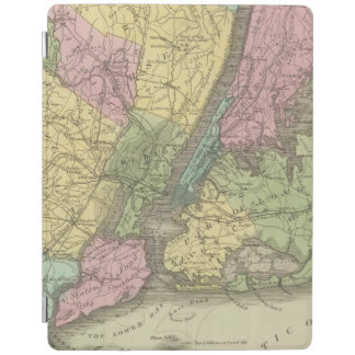 Map of the New York iPad Cover