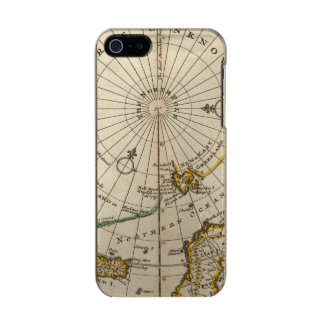 Map of the North Pole and territories near it Incipio Feather® Shine iPhone 5 Case