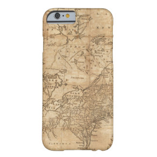 Map of the Northern and Middle States 2 Barely There iPhone 6 Case