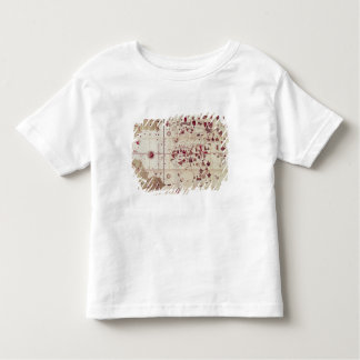 Map of the Old and New Worlds, c.1500 Tee Shirt