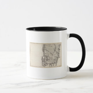 Map of the Republic of Chile 2 Mug