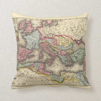 Map of the Roman Empire Cushion