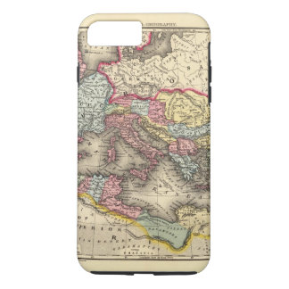 Map of the Roman Empire iPhone 8 Plus/7 Plus Case