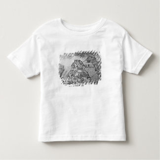Map of the Siege of Malta in 1565 Toddler T-Shirt