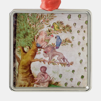 Map of the St. Lawrence Estuary Christmas Ornament
