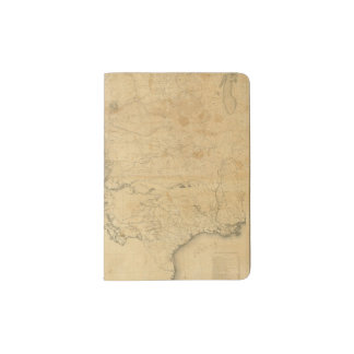 Map of The Territory of The United States Passport Holder