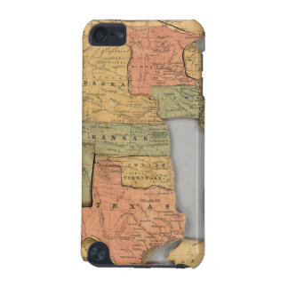 Map of the United States and Canada iPod Touch (5th Generation) Cover