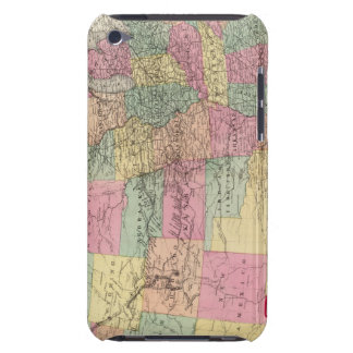 Map of the United States and territories iPod Touch Case