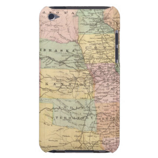 Map of the United States of America 3 iPod Touch Cover