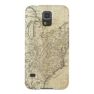 Map of the United States of America Galaxy S5 Covers