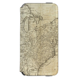 Map of the United States of America Incipio Watson™ iPhone 6 Wallet Case