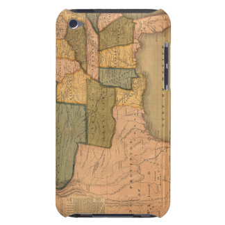 Map of The United States with George Washington iPod Touch Cover