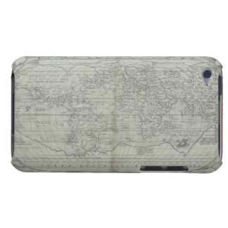 Map of the World 10 Case-Mate iPod Touch Case