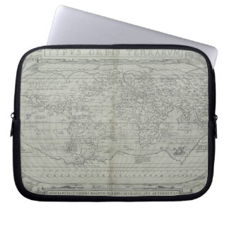 Map of the World 10 Laptop Sleeve