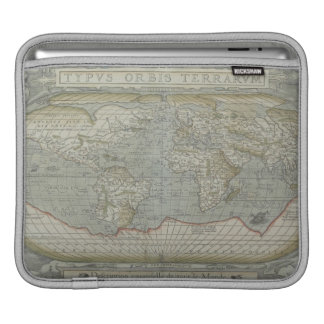 Map of the World 12 iPad Sleeve