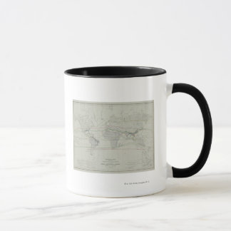 Map of the World 13 Mug
