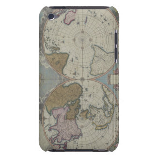 Map of the World 16 Barely There iPod Cover