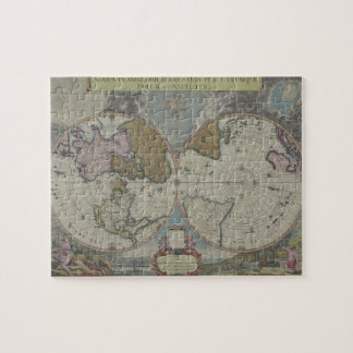 Map of the World 16 Jigsaw Puzzle
