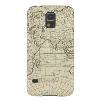 Map of the World 2 2 Galaxy S5 Covers