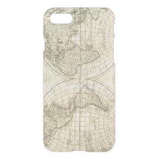 Map of the World 2 iPhone 8/7 Case