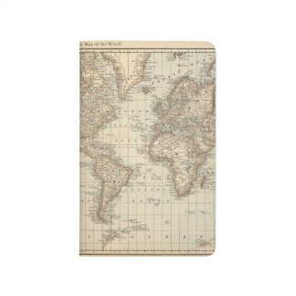 Map of the World 2 Journal