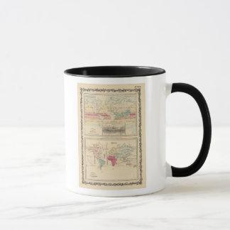 Map of The World 2 Mug