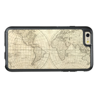Map of the World 2 OtterBox iPhone 6/6s Plus Case