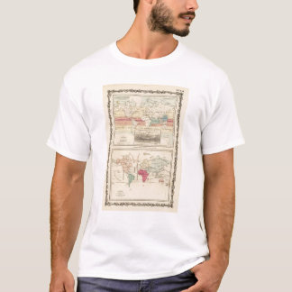 Map of The World 2 T-Shirt