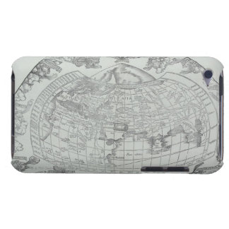Map of the World 4 iPod Case-Mate Case