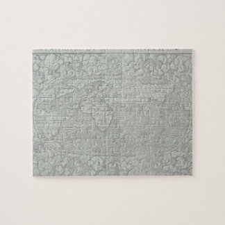 Map of the World 5 Jigsaw Puzzle