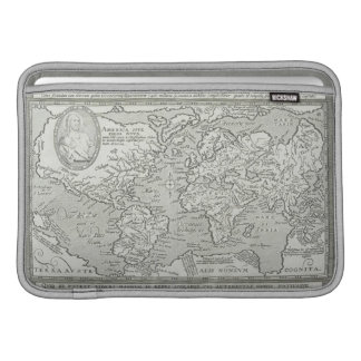 Map of the World 6 MacBook Sleeves