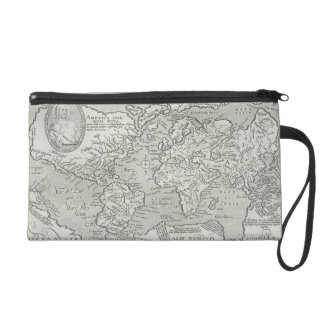 Map of the World 6 Wristlets