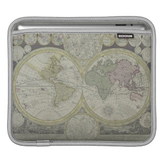 Map of the World 7 iPad Sleeve