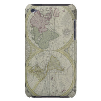 Map of the World 7 iPod Touch Case-Mate Case