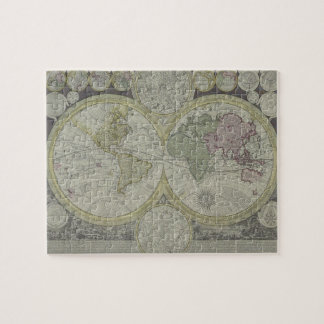 Map of the World 7 Jigsaw Puzzle