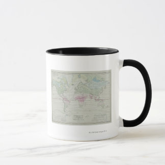 Map of the World 8 Mug