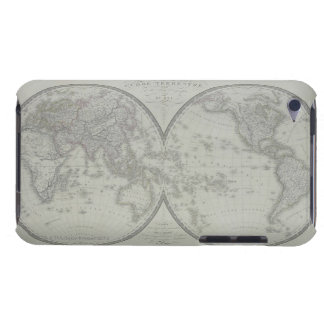 Map of the World 9 Barely There iPod Cover