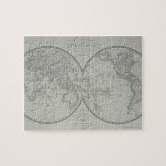 Map of the World 9 Jigsaw Puzzle
