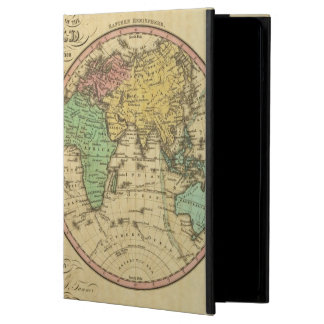 Map Of The World on the Globular Projection iPad Air Case