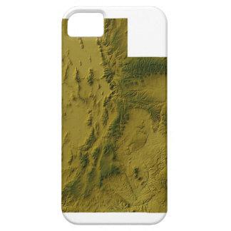 Map of Utah iPhone 5 Case