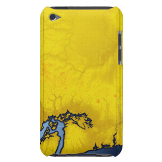Map of Washington 2 iPod Touch Case