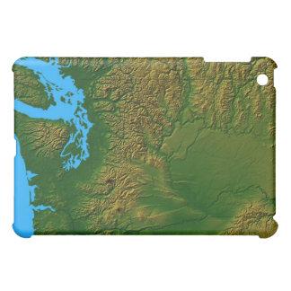 Map of Washington Cover For The iPad Mini