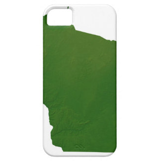 Map of Wisconsin iPhone 5 Cover