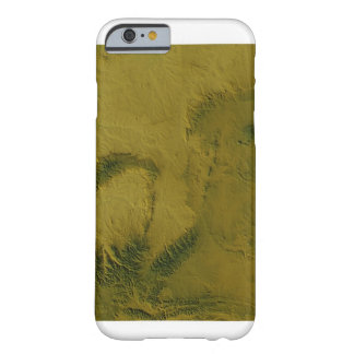 Map of Wyoming 2 Barely There iPhone 6 Case