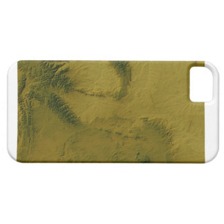 Map of Wyoming 2 iPhone 5 Cases