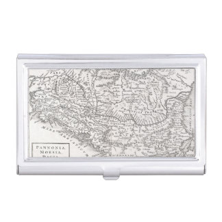 MAP: PANNONIA BUSINESS CARD HOLDER